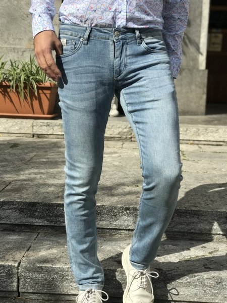 Key Jey - Jeans skinny uomo - Reggio cCalabria negozio uomo - Gogolfun.it