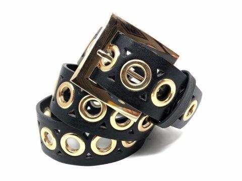 Cntura donna - cintura nera donna - Gogolfun.it