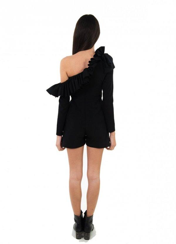 Tuta donna - Femminile - Nera - Fashion - Abbigliamento online - Shop Gogolfun.it