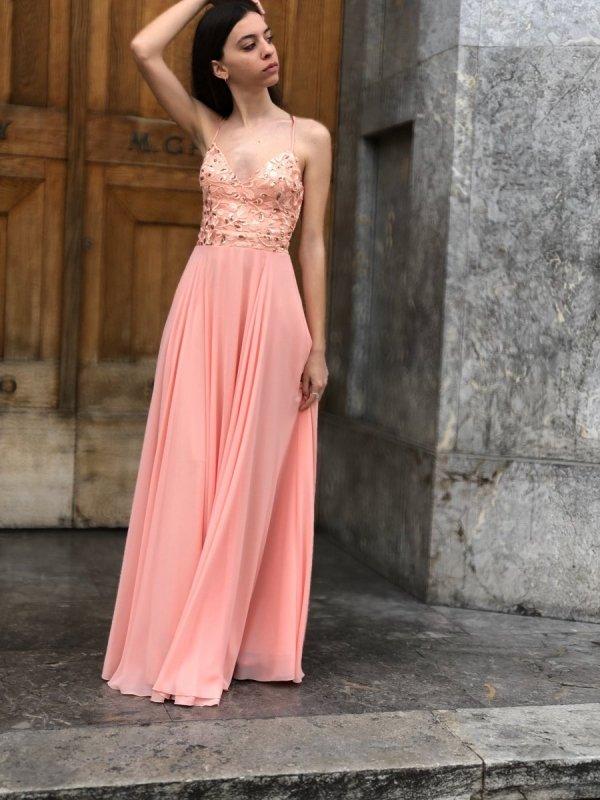 Vestito donna elegante - Vestito elegante Dame - Gogolfun.it