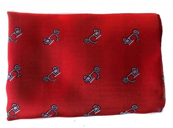 Pochette uomo rossa - Abbigliamento uomo - Gogolfun.it