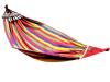 Hamak jednoosobowy 200x90cm z drążkiem 40 cm