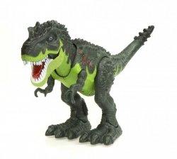 Dinozaur T-REX elektroniczny porusza się, wydaje dźwięki