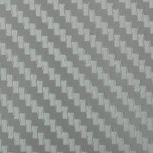 Folia rolka carbon 3D srebrna 1,27x28m