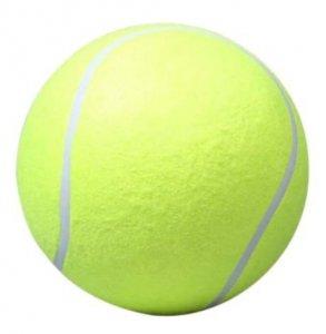 Zabawka dla psa piłka tenisowa gigant XXL 24cm