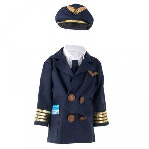 Kostium strój karnawałowy pilot