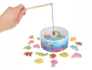Gra rodzinna łowienie ryb 22 rybki