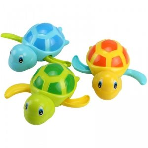 Zabawka do kąpieli żółw wodny nakręcany