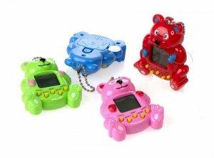 Zabawka Tamagotchi elektroniczna gra miś