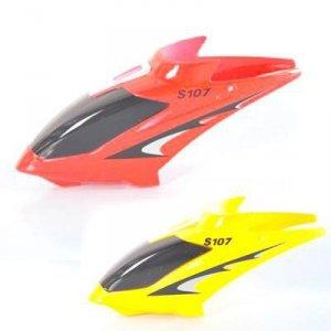 Część S107G: Kabinka S107G-01 czerwona lub zólta