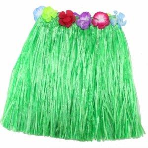 Spódniczka Hula 40cm zielona
