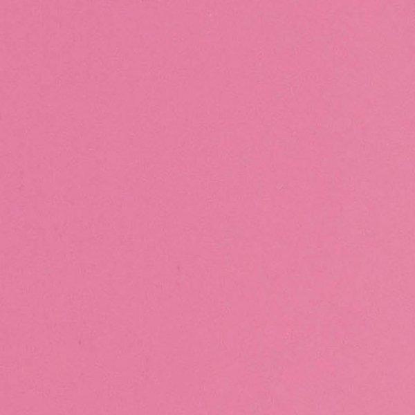 Folia odcinek matowa gładka różowa 1,52x0,1m
