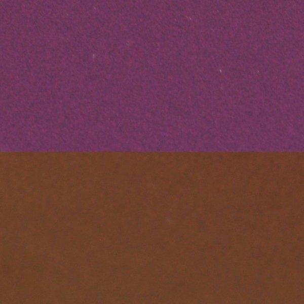 Folia odcinek kameleon złoty/fiolet 1,52x0,1m