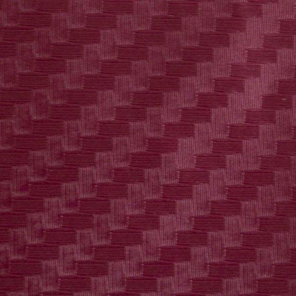 Folia odcinek carbon 3D bordowa 1,27x0,1m