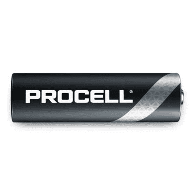 Bateria Duracell Procell Industrial LR6 AA