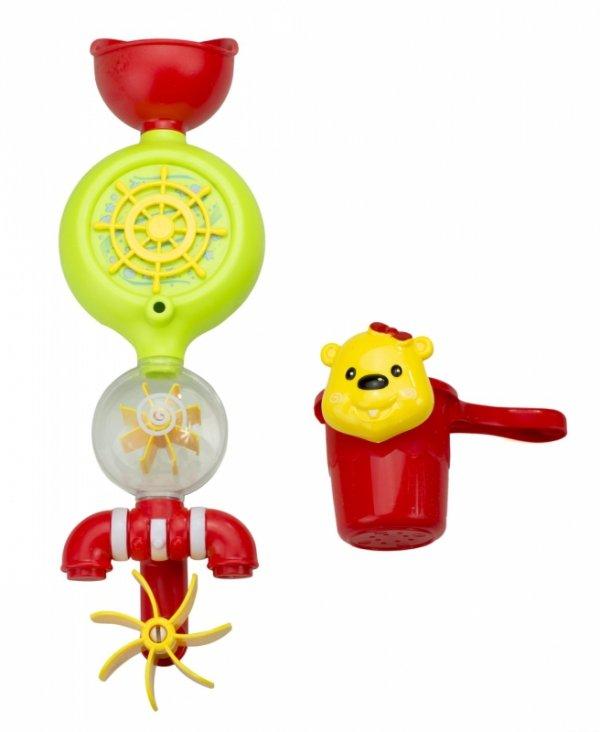 Zabawka do kąpieli wodna młyn + akcesoria