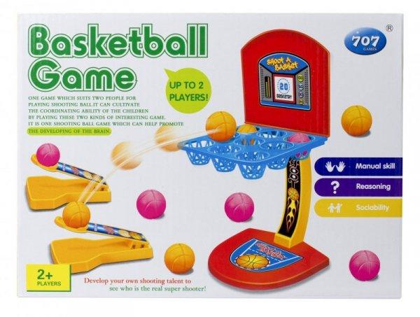 Gra zręcznościowa mini koszykówka 2 graczy