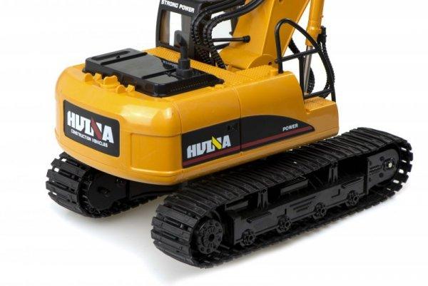 Koparka RC H-Toys 1550 gąsienice 15CH 2.4Ghz 1:14