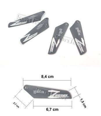 Część Z008: 4x łopaty Z008-05