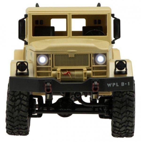 Samochód RC wojskowy pustynny