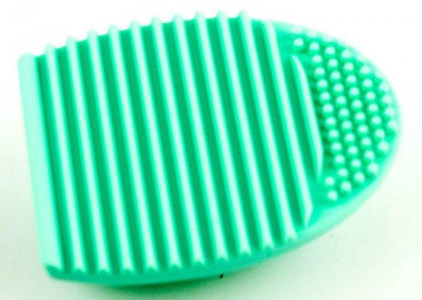 Silikonowa myjka do mycia pędzli kosmetycznych