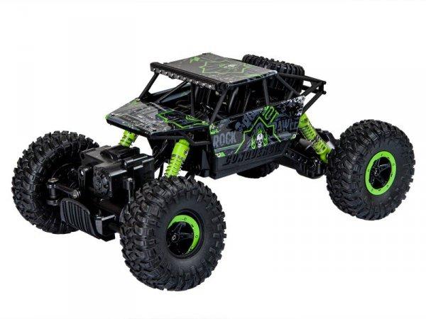 Samochód RC Rock Crawler HB 2,4GHz 1:18 zielony