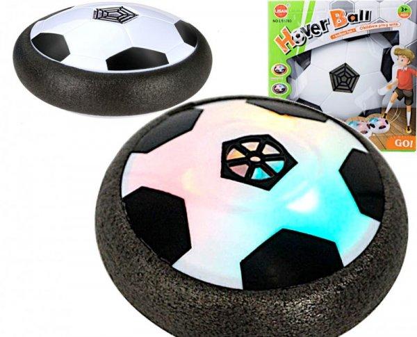 Piłka latająca AIR POWER Świecąca LED HOVERBALL