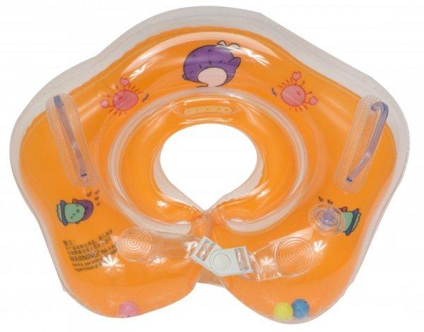 Kółko kołnierz do pływania kąpieli dla niemowląt