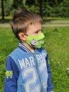 maseczka antysmogowa dla dzieci ffp3