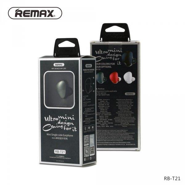 bluetooth słuchawki remax