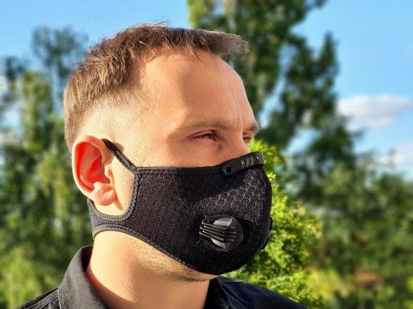 maska do biegania active 2.0