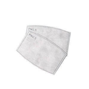 Ersatzfilter für die Baumwollmaske (2Stk.)