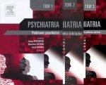 Psychiatria tom 1-3 Komplet Elsevier Pużyński