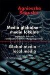 Media globalne Media lokalne Zagadnienia z obszaru pedagogiki...