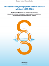 Utonięcia na krytych pływalniach w Krakowie w latach 1995-2006