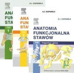 Anatomia funkcjonalna stawów Tom 1-3 Komplet