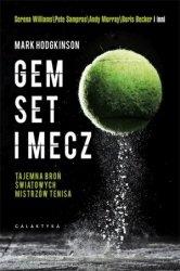 Gem set mecz Tajemna broń światowych mistrzów tenisa
