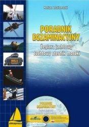 Poradnik egzaminacyjny Żeglarz jachtowy i jachtowy sternik morski + CD