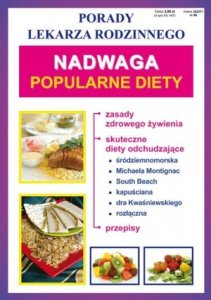 Nadwaga Popularne diety Porady Lekarza Rodzinnego 96