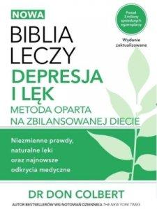 Biblia leczy Depresja i lęk Metoda oparta na zbilansowanej diecie