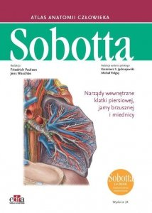 Atlas anatomii człowieka Sobotta Łacińskie mianownictwo Tom 2