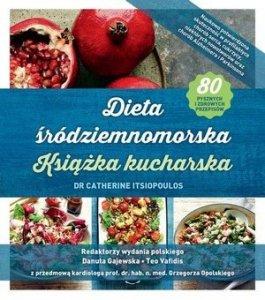 Dieta śródziemnomorska Książka kucharska