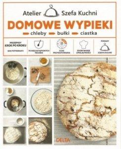 Domowe wypieki chleby bułki ciastka