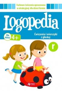 Logopedia Ćwiczenia i wierszyki z głoskami 4 r