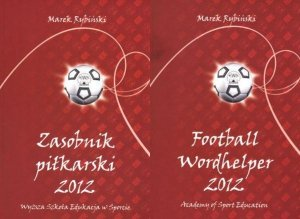 Zasobnik Piłkarski 2012 - Football Wordhelper 2012