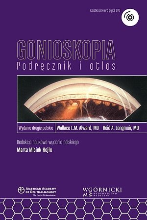 Gonioskopia Podręcznik i atlas + Płyta DVD