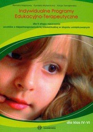 Indywidualne programy edukacyjno-terapeutyczne dla II etapu ...