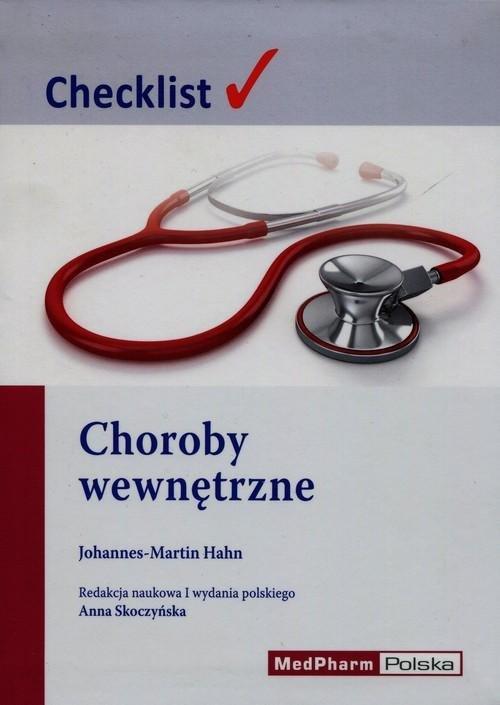 Choroby wewnętrzne Checklist