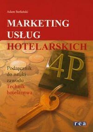Marketing usług hotelarskich Podręcznik do nauki zawodu