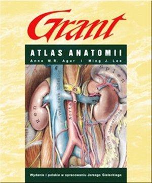 Atlas anatomii Grant